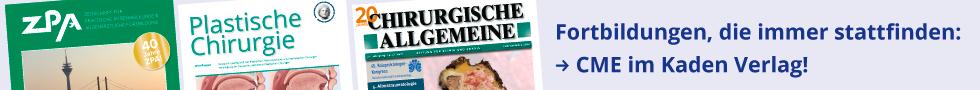CME im Kaden Fachverlag