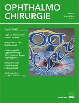 Ophthalmo-Chirurgie